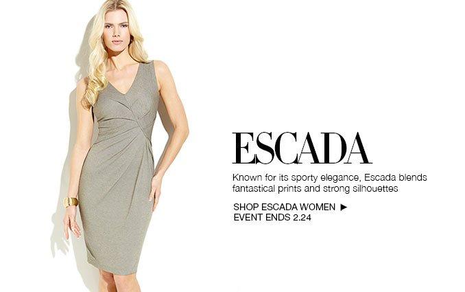 Shop Escada - Ladies.