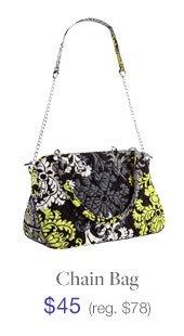 Chain Bag $45 (reg. $78)