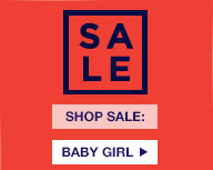 SALE | SHOP SALE: BABY GIRL