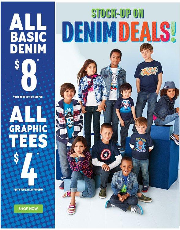 Denim Deals!