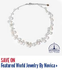 Save on Featured World Jewelry by Novica