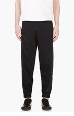 MONCLER GAMME BLEU Navy Ski Lounge Pants for men
