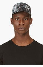 KENZO Navy Six-Panel Baseball Cap for men