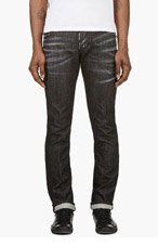 DSQUARED2 Blue Distressed Jeans for men