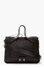 MARC BY MARC JACOBS Black Leather Shoulder Bag for women