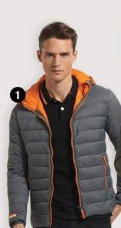 fuji fixed hood jacket