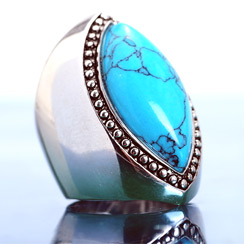 Trendy Now: Turquoise Jewelry