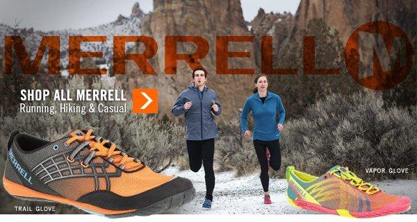 Shop All Merrell
