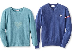 Last Chance: Kids' Sweaters