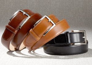 The Modern Man: Belts