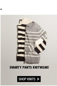 Smarty Pants Knitwear! Shop Knits.