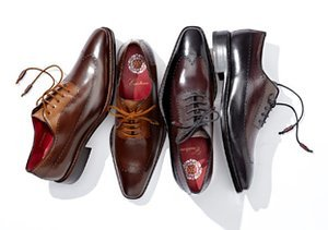 The Modern Man: Oxfords & Loafers