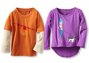 Stock Up: Kids' Tees