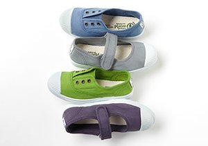 Spring for Color: Kids' Shoes