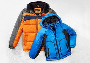 Last Chance: Rain & Snow Coats