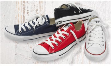 Converse All Star Chuck Taylor® Lo-Top Sneakers