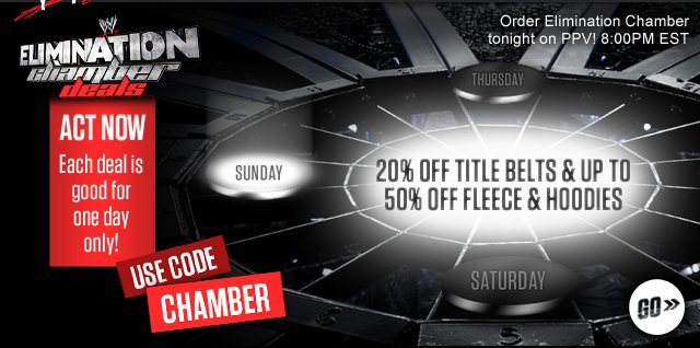 20% off Title Belts & up to 50% off Fleece & Hoodies - Today Only