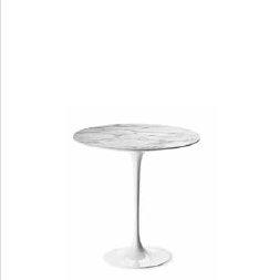 SAARINEN SIDE TABLE IN STOCK
