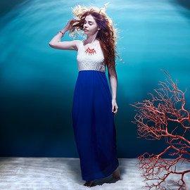Under the Sea: Swimwear & Accents