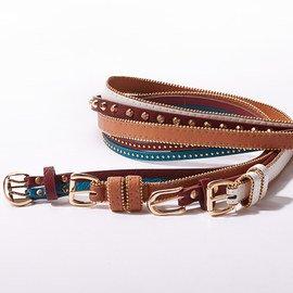 Seasonal Accents: Women's Belts
