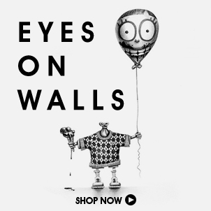 Shop Eyes On Walls
