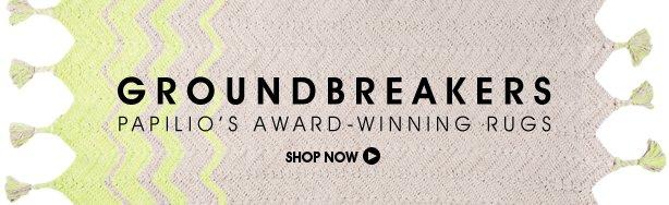 Shop Papilio's Award-Winning Rugs
