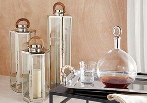 Glass & Steel: Sidney Marcus Décor