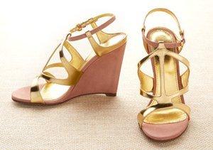 Strappy Style: Designer Sandals