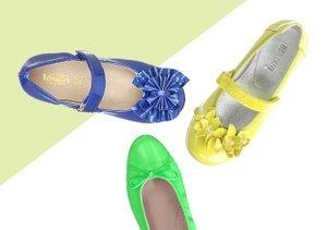 Electric Colors: Kids' Shoes