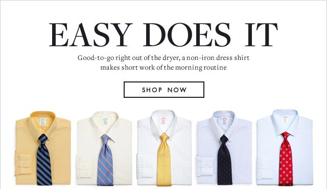 EASY DOES IT - SHOP NOW