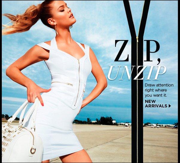 Zip, Unzip