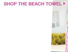 Shop the Beach Towel