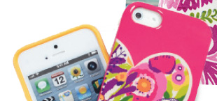 Shop the Sweetheart Hybrid Hardshell Case for iPhone 5