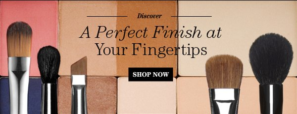Discover A Perfect Finish at Your Fingertips