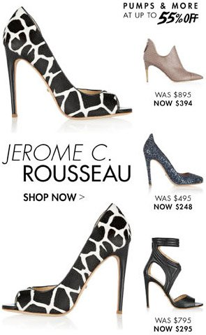 PUMPS & MORE - UP TO 55% OFF