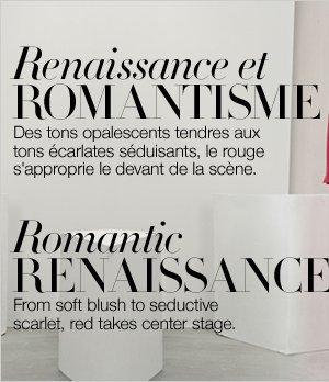 ROMANTIC RENAISSANCE