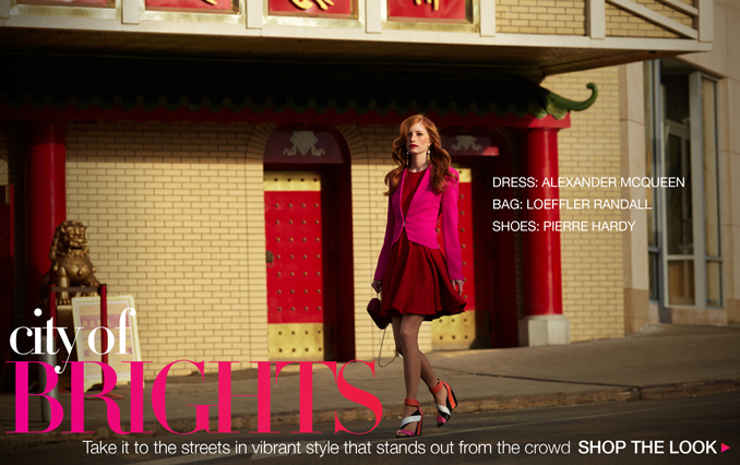 Shop City of Brights - Ladies