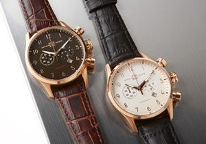 Finishing Touch: Watches