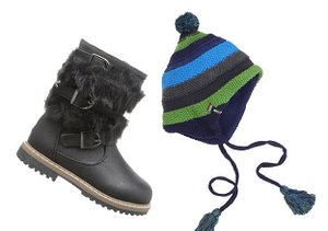Winter Weather: Boots & Accessories