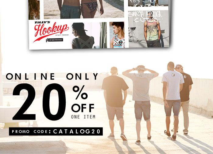 26 verified Tillys coupons and promo codes as of Dec 2. Popular now: Buy 1, Get 1 50% Off Women's Bralettes. Trust smolinwebsite.ga for Specialty Clothing savings%().