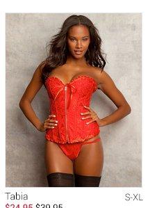 Tabia lingerie set