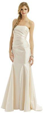 BADGLEY MISCHKA - Ivory Dream Gown
