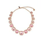 KATE SPADE NEW YORK ACCESSORIES - Pretty In Pink Necklace