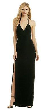 CALVIN KLEIN COLLECTION - Sleek It Back Gown
