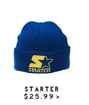 Shop Mens Starter Hat