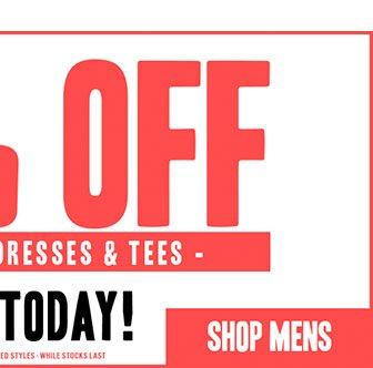 Shop Mens 50 Percent Off