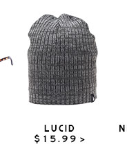 Shop Mens Lucid Hat