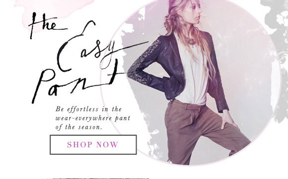 Shop The Easy Pant