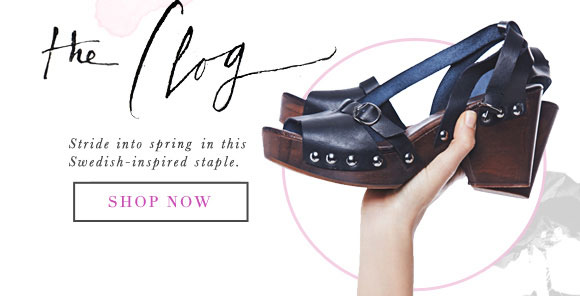 Shop The Clog