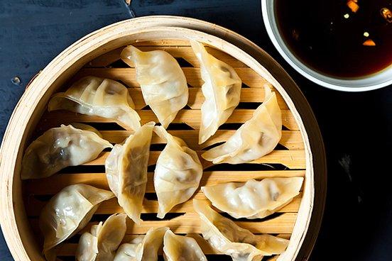 Favorite Asian Dumplings
